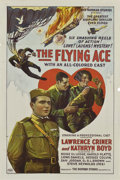 "Movie Posters:Black Films, The Flying Ace (Norman, 1926). One Sheet (27"" X 41"")...."