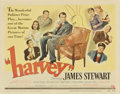 "Movie Posters:Comedy, Harvey (Universal International, 1950). Title Lobby Card (11"" X14"")...."