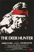 "Movie Posters:Academy Award Winner, The Deer Hunter (EMI, 1978). British Crown (20"" X 30"")...."