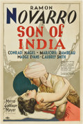 "Movie Posters:Drama, Son of India (MGM, 1931). One Sheet (27"" X 41"")...."
