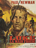 "Movie Posters:Drama, Cool Hand Luke (Warner Brothers, 1967). French Grande (47"" X63)...."