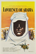 "Movie Posters:Academy Award Winner, Lawrence of Arabia (Columbia, 1962). One Sheet (27"" X 41"") RoadshowStyle...."