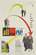 "Movie Posters:Academy Award Winner, All About Eve (20th Century Fox,1950). One Sheet (27"" X 41"")...."