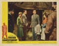 "Movie Posters:Hitchcock, Foreign Correspondent (United Artists, 1940). Lobby Card (11"" X14"")...."