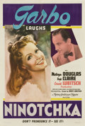 "Movie Posters:Comedy, Ninotchka (MGM, 1939). One Sheet (27"" X 41"")...."