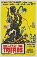 """Movie Posters:Science Fiction, The Day of the Triffids (Allied Artists, 1962). One Sheet (27"""" X 41"""")...."""