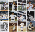 Autographs:Photos, New York Yankees Greats Signed Photographs Lot of 87.. ...