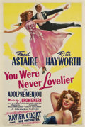 "Movie Posters:Comedy, You Were Never Lovelier (Columbia, 1942). One Sheet (27"" X 41"") Style A...."