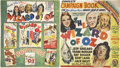 "Movie Posters:Fantasy, The Wizard of Oz (MGM, 1939). Pressbook (Multiple Pages) (18"" X17.5"")...."