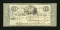 Obsoletes By State:Louisiana, New Orleans, LA- Bank of Louisiana $10 May 22, 1862. ...