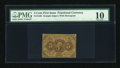 Fractional Currency:First Issue, Fr. 1230 5c First Issue PMG Very Good 10....