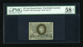 Fractional Currency:Second Issue, Fr. 1286 25c Second Issue PMG Choice About Unc 58 EPQ....