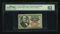 Fractional Currency:Fifth Issue, Fr. 1309 25c Fifth Issue PMG Uncirculated 62....