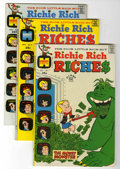 Bronze Age (1970-1979):Humor, Richie Rich Riches #1-59 File Copies Group (Harvey, 1972-82) Condition: Average VF/NM.... (Total: 59 Comic Books)