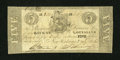 Obsoletes By State:Louisiana, New Orleans, LA- Bank of Louisiana $5 May 22, 1862. ...