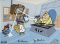 Animation Art:Limited Edition Cel, Secret Squirrel Limited Edition Cel #58/200 (Hanna-Barbera,undated)....