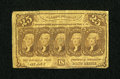 Fractional Currency:First Issue, Fr. 1281 25c First Issue Very Good....