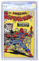 The Amazing Spider-Man #25 (Marvel, 1965) CGC NM- 9.2 Off-white pages