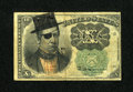 Fractional Currency:Fifth Issue, Satirical Fr. 1264 10c Fifth Issue Fine....