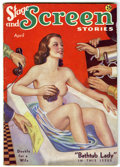 Pulps:Miscellaneous, Stage and Screen Stories - April 1936 (Movie Digest, 1936) Condition: FN....