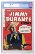 Golden Age (1938-1955):Western, Jimmy Durante #2 Mile High pedigree (Magazine Enterprises, 1948)CGC NM+ 9.6 Off-white to white pages....