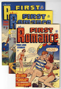 Golden Age (1938-1955):Romance, First Romance File Copy Group (Harvey, 1949-58) Condition: AverageFN/VF.... (Total: 44 Comic Books)