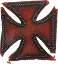 Military & Patriotic:Civil War, Cloth V Corps Badge with Wire Border. ...
