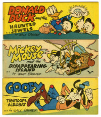 Wheaties Walt Disney Premium Comics Group (Walt Disney Productions, 1950-51) Condition: Average NM-.... (Total: 32 Comic...