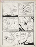 Original Comic Art:Panel Pages, George Tuska Captain Marvel Adventures #2 page 44 Original Art (Fawcett, 1941)....