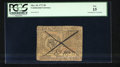 Colonial Notes:Continental Congress Issues, Continental Currency May 20, 1777 $8 Contemporary Counterfeit PCGSFine 15....