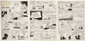 "Original Comic Art:Complete Story, Bill Vigoda (attributed) Super Duck #86 Complete 6-pageStory, ""Deep Water"" Original Art (Archie, 1959)...."
