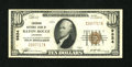 National Bank Notes:Louisiana, Baton Rouge, LA - $10 1929 Ty. 1 The Louisiana NB Ch. # 9834. ...