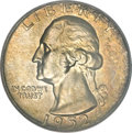 Washington Quarters, 1952-D 25C MS67 PCGS....