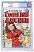 Golden Age (1938-1955):Humor, Meet Corliss Archer #1 (Fox, 1948) CGC NM 9.4 Off-white to white pages....