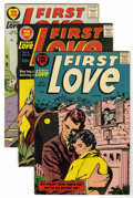 Silver Age (1956-1969):Romance, First Love Illustrated File Copy Group (Harvey, 1958-63) Condition:Average VF+.... (Total: 9 Comic Books)