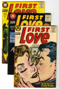 Silver Age (1956-1969):Romance, First Love Illustrated #61-70 File Copy Group (Harvey, 1956) Condition: Average VF.... (Total: 10 Comic Books)