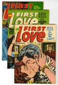 Golden Age (1938-1955):Romance, First Love Illustrated #41-50 File Copy Group (Harvey, 1954-55)Condition: Average VF.... (Total: 10 Comic Books)