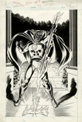 Original Comic Art:Splash Pages, Son of Satan Splash Page Original Art (Marvel, 1979)....