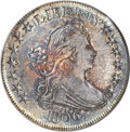 Early Half Dollars, 1806 50C Pointed 6, Stem MS62 NGC....