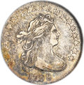 Early Dimes, 1798 10C Large 8 XF40 NGC....