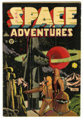 Golden Age (1938-1955):Science Fiction, Space Adventures #5 (Charlton, 1953) Condition: VG....