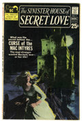 Bronze Age (1970-1979):Romance, Sinister House of Secret Love #1 (DC, 1971) Condition: FN....