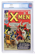 Silver Age (1956-1969):Superhero, X-Men #2 (Marvel, 1963) CGC VF/NM 9.0 Off-white pages....