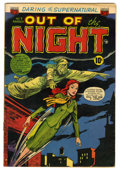 Golden Age (1938-1955):Horror, Out of the Night #7 (ACG, 1953) Condition: FN....