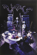 "Movie Posters:Fantasy, The Nightmare Before Christmas (Touchstone, 1993). AlternateLenticular One Sheet (27"" X 41"")...."