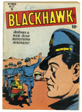 Golden Age (1938-1955):War, Blackhawk #27 (Quality, 1949) Condition: VG+....
