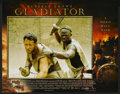 "Movie Posters:Action, Gladiator (DreamWorks, 2000). Lobby Card Set of 8 (11"" X 14"").Action.... (Total: 8 Items)"