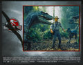 "Movie Posters:Science Fiction, Jurassic Park III (Universal, 2001). Lobby Card Set of 8 (11"" X14""). Science Fiction.... (Total: 8 Items)"
