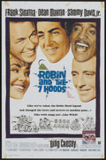 "Movie Posters:Comedy, Robin and the 7 Hoods (Warner Brothers, 1964). One Sheet (27"" X 41""). Comedy...."