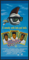 "Movie Posters:Sports, Major League (20th Century Fox, 1989). Australian Daybill (12.5"" X 26.5""). Sports...."